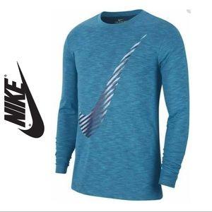 Nike Swoosh Training Long Sleeve Shirt